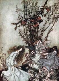 Arthur Rackham - Illustration - 003