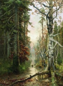 Autumn in the Forest [Juliius Klever]