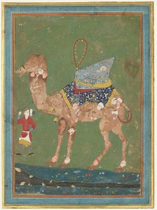 camel-persian-mythology
